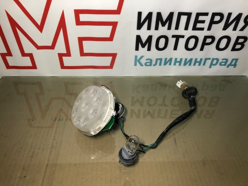 Плата фонаря Mitsubishi Asx 2013 задняя