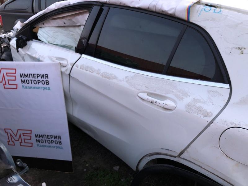 Дверь Mercedes Gla-Class X156 651.930 2016 задняя левая