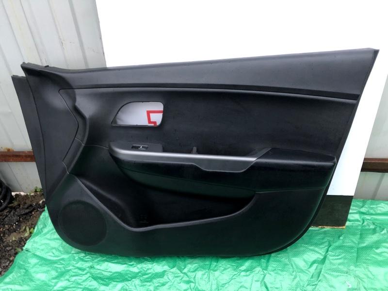Обшивка двери Kia Rio 4 FB G4FG 2018 передняя правая