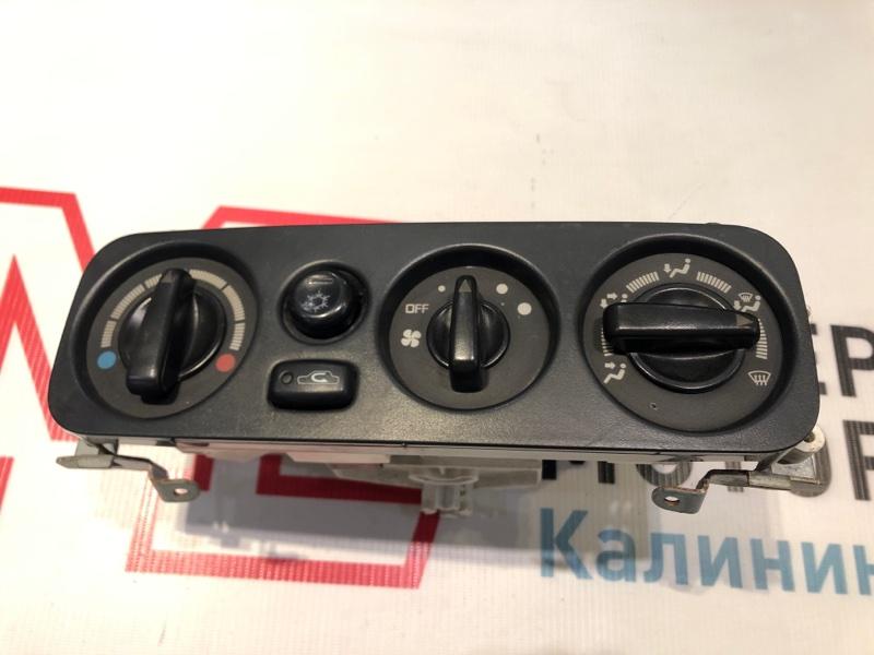 Блок управления климат-контролем Mitsubishi Montero Sport K9 6G74 2002