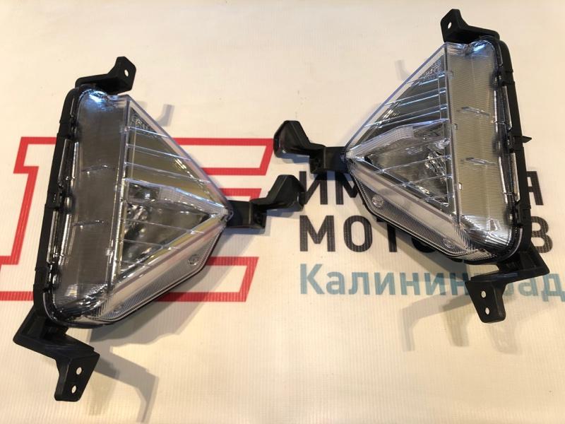 Фара противотуманная Hyundai Elantra Vi AD 2019 передняя