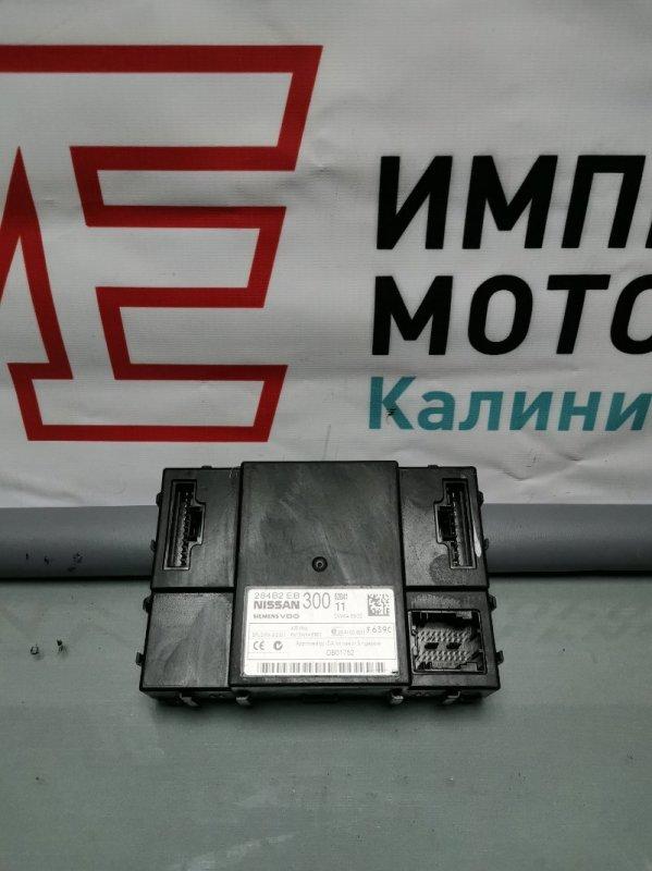 Блок комфорта Nissan Navara D40 YD25DDTI 2008