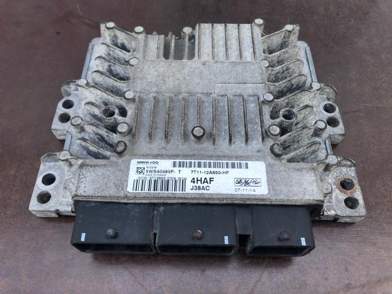 Блок управления двигателем Ford Transit Connect 1.8 TDCI 90 Л.С. 2007