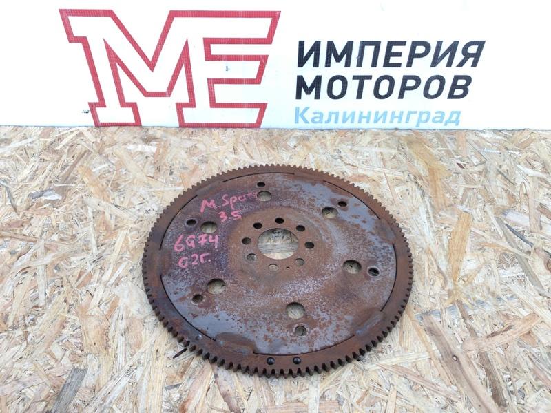 Маховик акпп Mitsubishi Montero Sport K9 6G74 2002