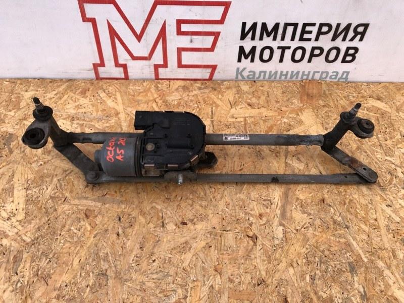 Трапеция дворников Skoda Octavia A5 BSE 2013
