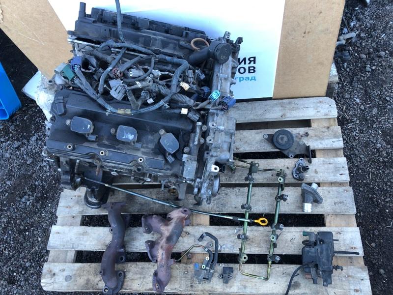 Двигатель Nissan Pathfinder VQ35DE VQ35 2003