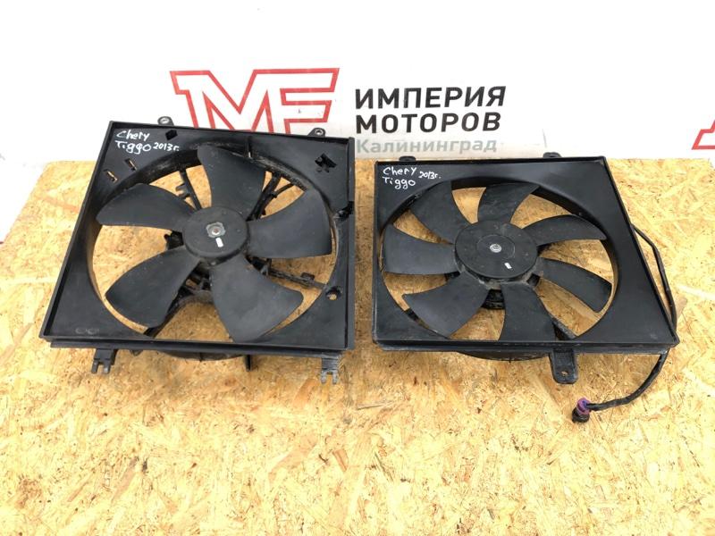Вентилятор охлаждения радиатора Chery Tiggo T11 1.6 2013