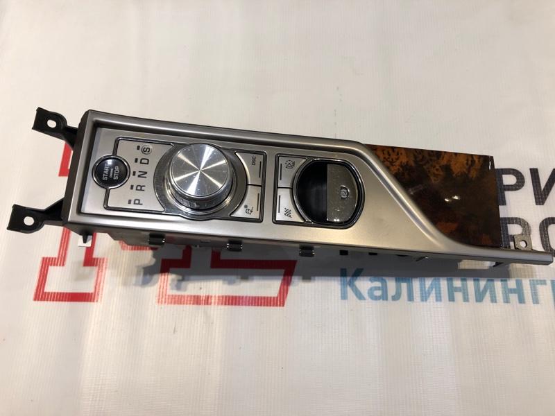 Селектор акпп Jaguar Xf X250 СЕДАН 306DT 3.0TD 2009