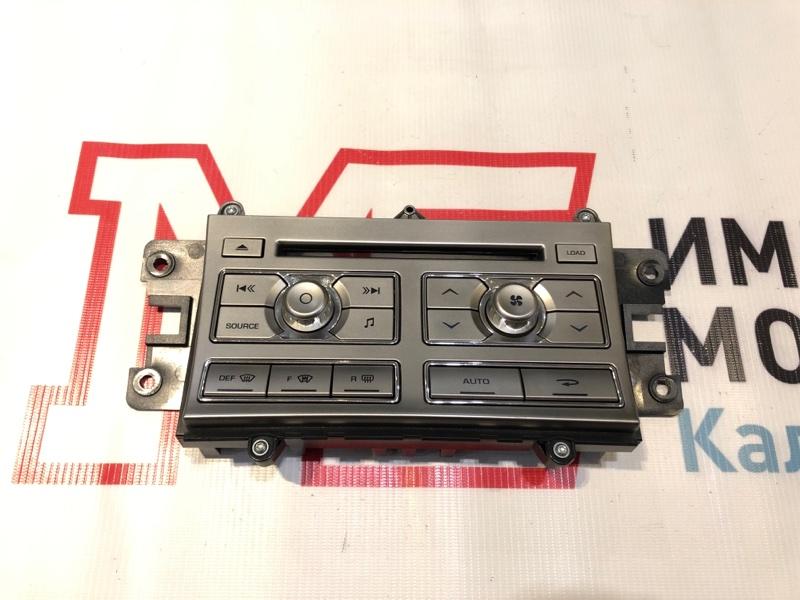 Блок управления климат-контролем Jaguar Xf X250 СЕДАН 306DT 3.0TD 2009