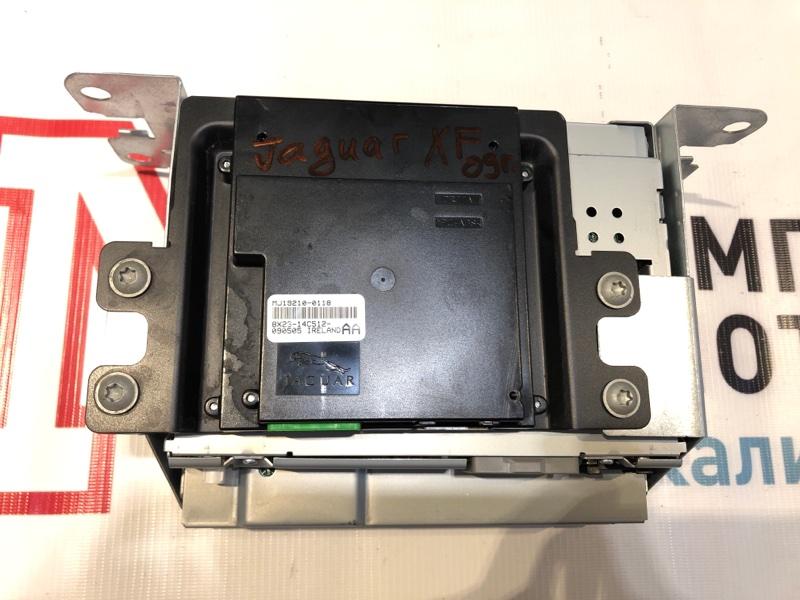 Блок управления магнитолой Jaguar Xf X250 СЕДАН 306DT 3.0TD 2009