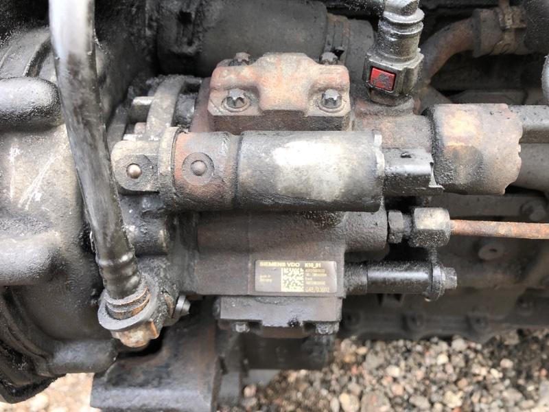 Топливный насос высокого давления Ford Transit Connect 1.8 TDCI 90 Л.С. 2007