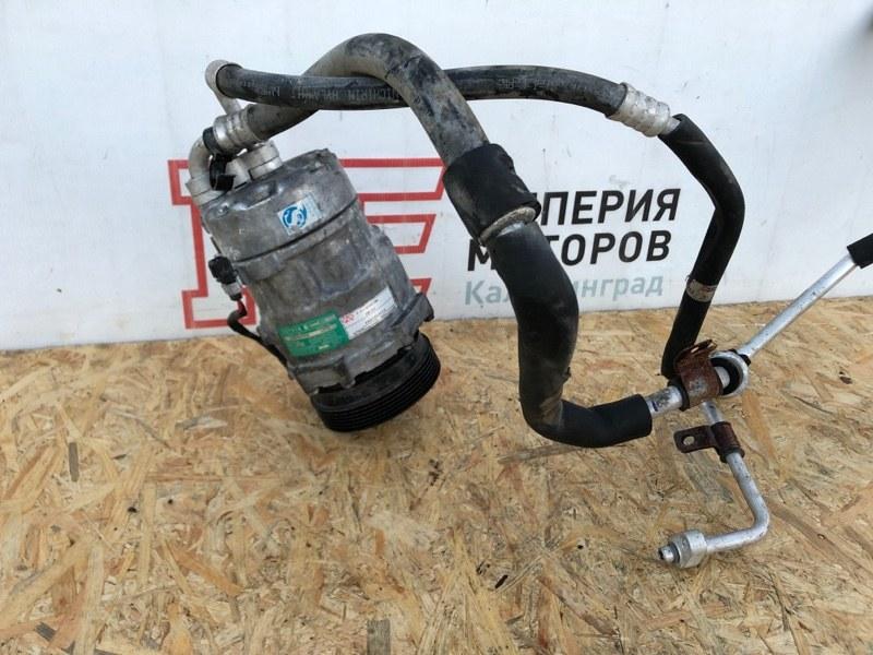 Компрессор кондиционера Chery Tiggo T11 1.6 2013