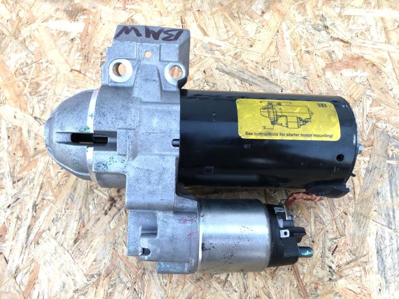 Стартер новый Bmw 2.0TD N47D20 N47D20C 2011