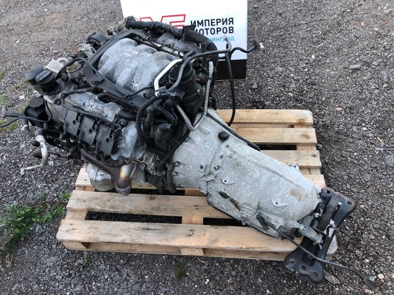 Двигатель Mercedes Clk-Class W209 C209 112.955 2003
