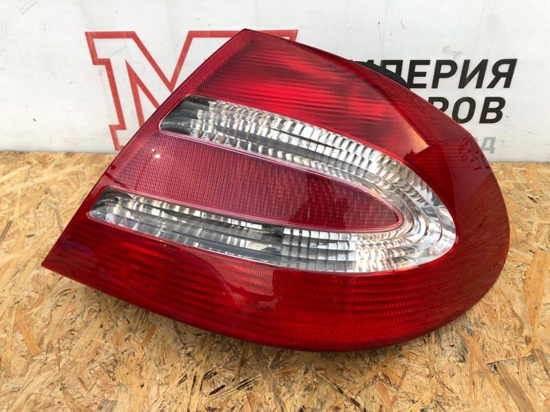 Фонарь задний Mercedes Clk-Class W209 C209 112.955 2003 правый