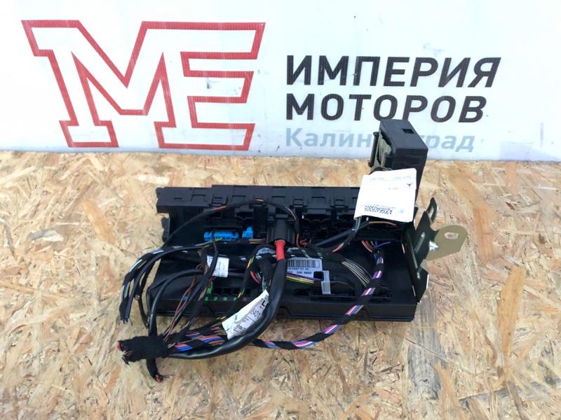 Блок управления sam Mercedes Clk-Class W209 C209 112.955 2003 задний