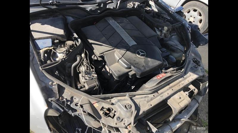 Двигатель Mercedes Cls-Class W219 C219 113.960 2005