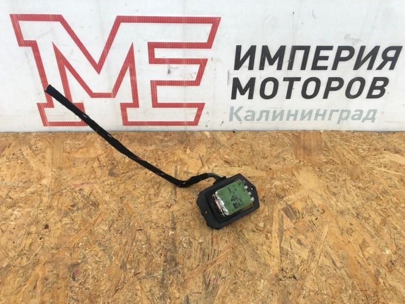 Резистор печки Chery Tiggo T11 1.6 2013