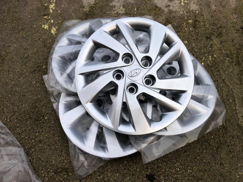Колпак колесного диска Hyundai Elantra Vi AD 2019