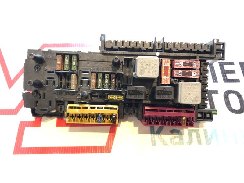 Блок управления sam Mercedes C-Class W204 651.911 2014 задний