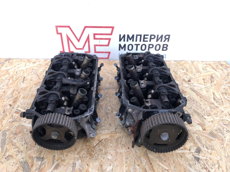 Головка блока цилиндров Mitsubishi Montero Sport K9 6G74 2002
