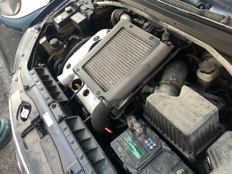 Двигатель Hyundai Santa Fe II 2.2 D4EB 2006