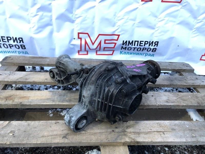 Редуктор Mercedes Gls 350 D Bluetec 4Matic 642.826 2017 передний