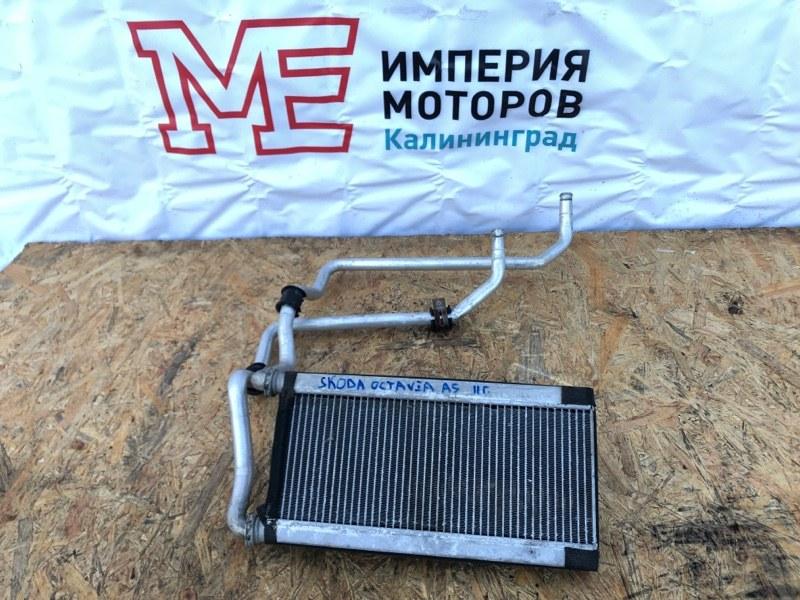 Радиатор печки Skoda Octavia A5 BSE 2013