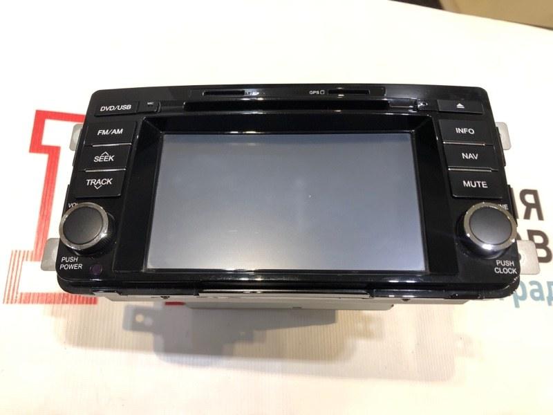 Магнитола Mazda Cx9 3.7 2008