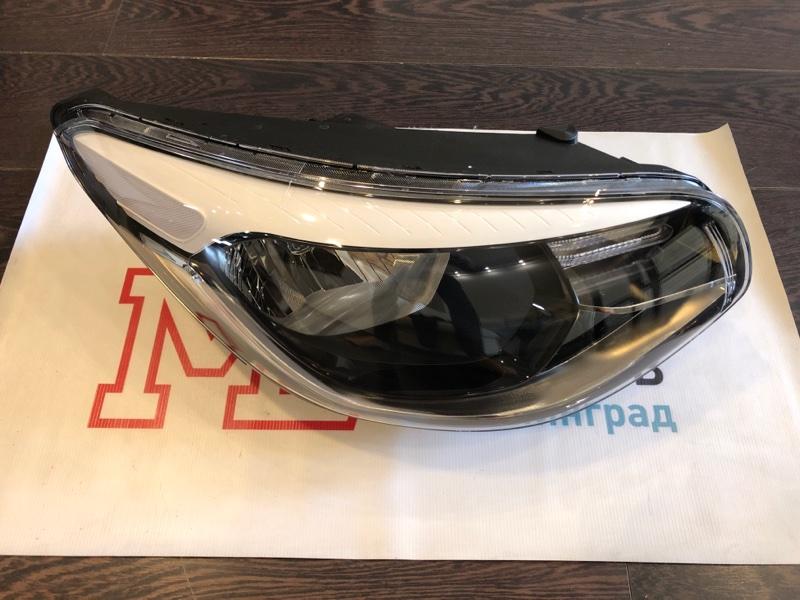 Фара Kia Soul 2 Ii PS 1.6 GDI G4FD 2018 передняя правая