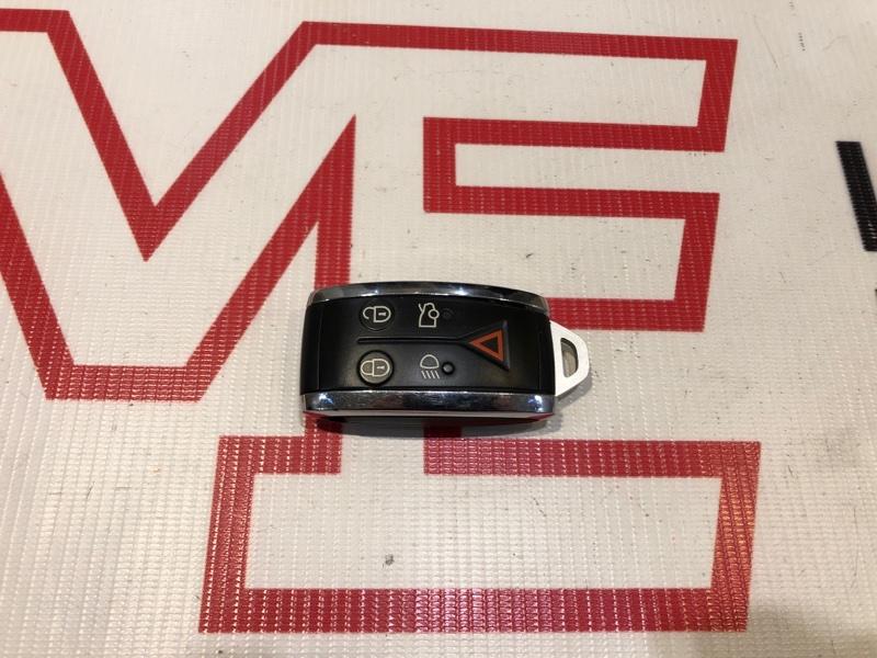 Ключ Jaguar Xf X250 СЕДАН 306DT 3.0TD 2009