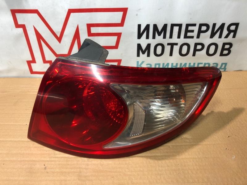 Фонарь задний Hyundai Santa Fe II 2.2 D4EB 2006 правый