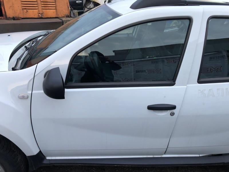 Дверь Renault Duster K4MA690 2014 передняя левая