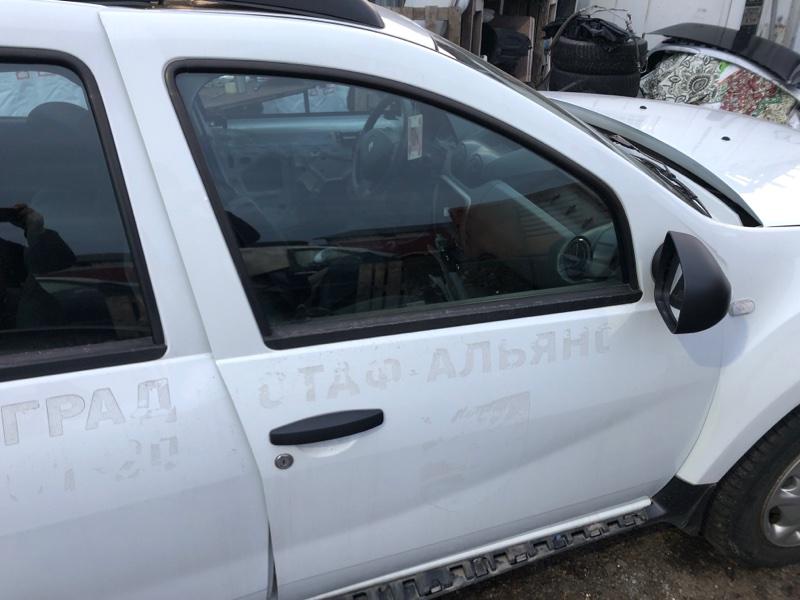 Дверь Renault Duster K4MA690 2014 передняя правая