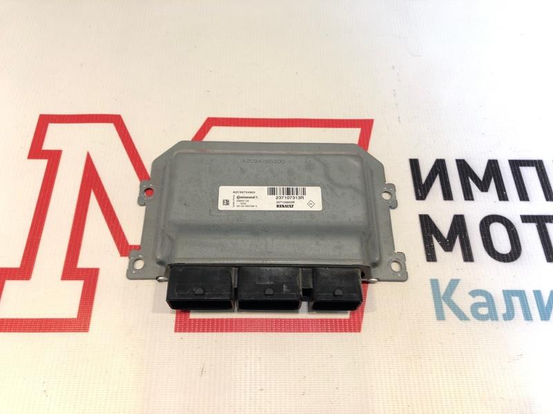 Блок управления двигателем Renault Kaptur H5 2.0 F4R410 2017