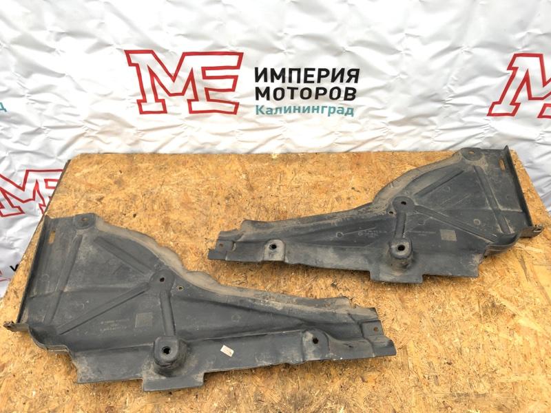 Защита Mercedes M-Class W164 642.820 2011