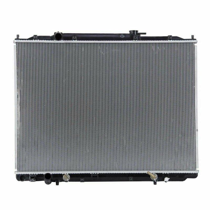 Радиатор двигателя новый Honda Ridgeline J35A9 2006
