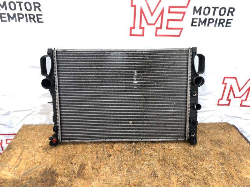Радиатор двс Mercedes E-Class W211 646.961 2003