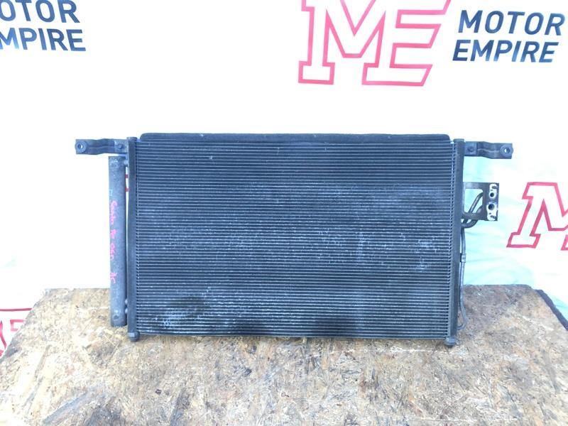 Радиатор кондиционера Hyundai Santa Fe II 2.2 D4EB 2006