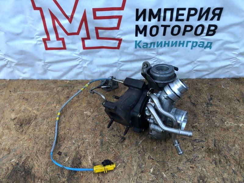 Турбина Renault Koleos HY0 2.0 DCI M9R835 2011