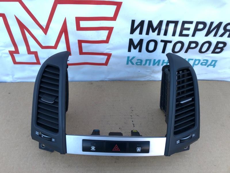 Дефлектор воздушный Hyundai Santa Fe II 2.2 D4EB 2006