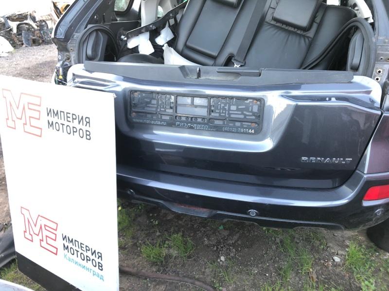 Борт Renault Koleos HY0 2.0 DCI M9R835 2011 задний