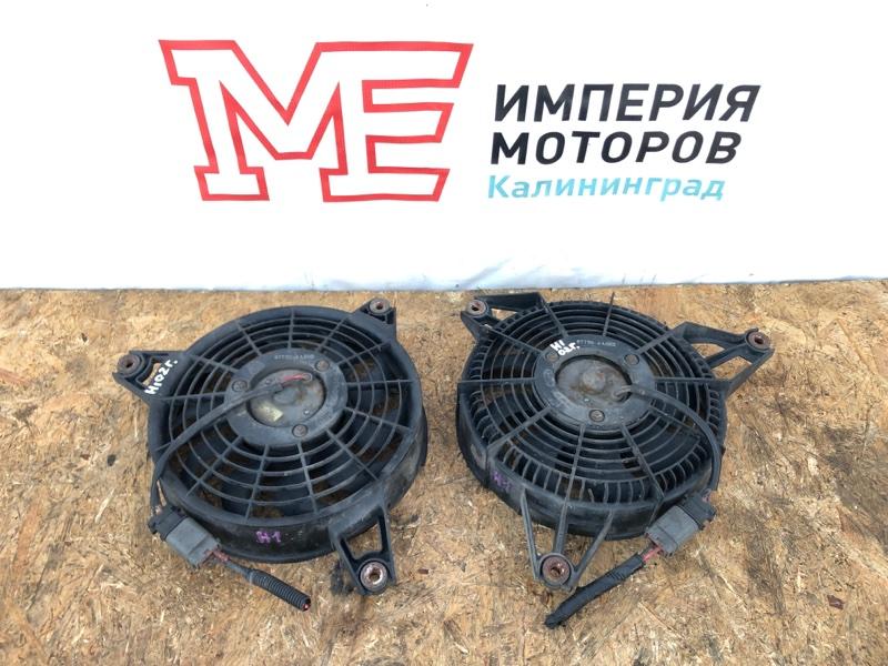 Вентилятор охлаждения радиатора Hyundai H-1 Starex A1 D4BH (4D56) 2002