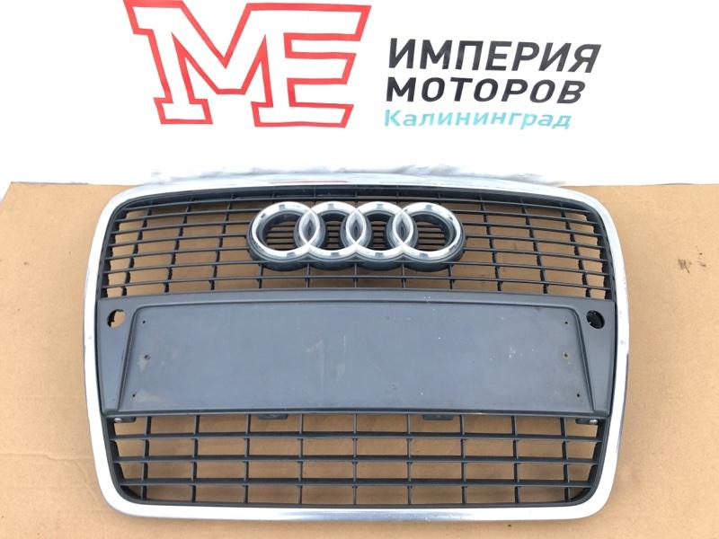Решетка радиатора Audi A6 C6 2006