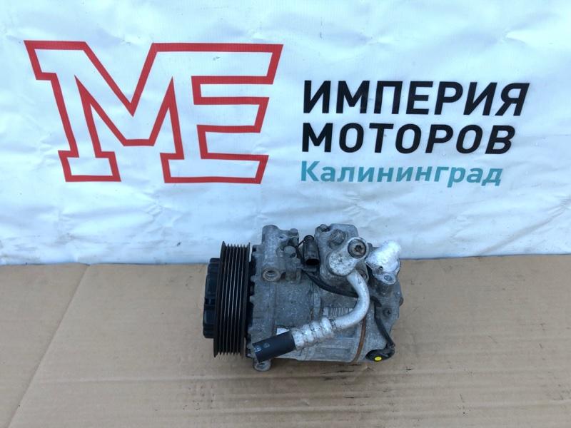 Компрессор кондиционера Mercedes E-Class W211 S211 УНИВЕРСАЛ 271.941 2004