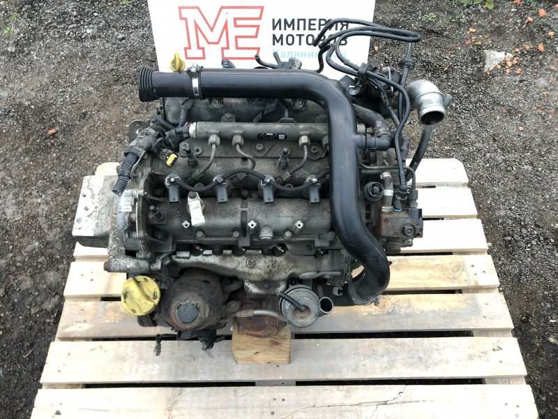 Двигатель Opel Astra H 1.3 CDTI Z13DTH 2008