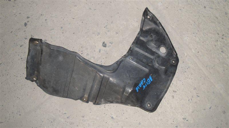 Защита двигателя Toyota Sprinter Carib AE115 передняя левая