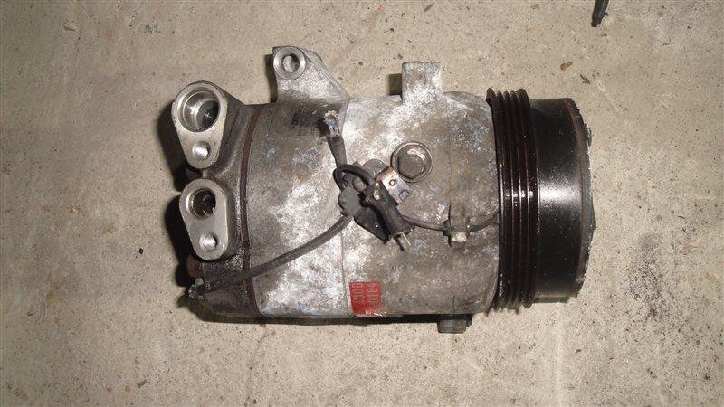 Компрессор кондиционера Subaru Alcyone CXW EG33