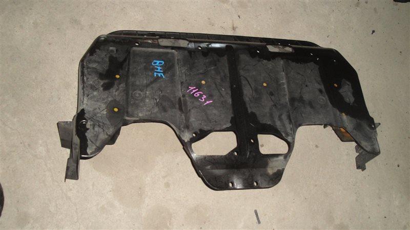 Защита двигателя Subaru Lancaster BHE передняя