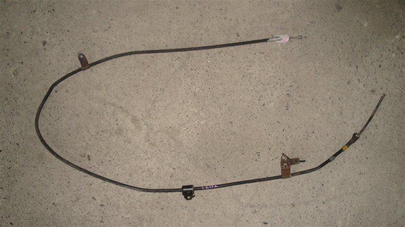 Тросик ручника Toyota Sienta NCP81 задний правый